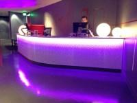 Virgin America Loft Reception LAX