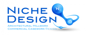 Niche Design - Architectural Millwork and Commercial Casework Design