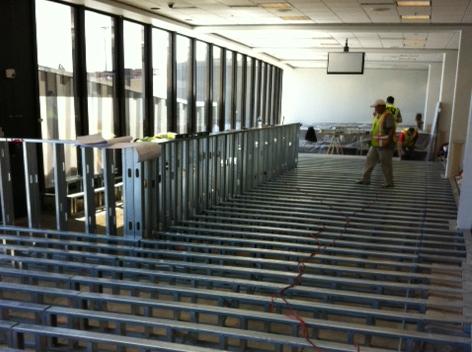 Bos Gate 41 Floor Infill