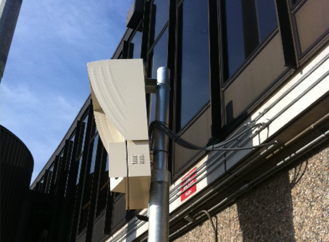 Bos Safegate Installation
